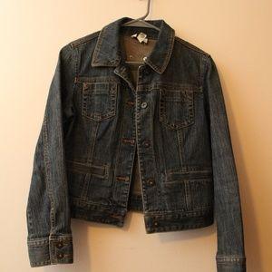 LOFT Ann Taylor 4P Jean / Denim Jacket - Brand New